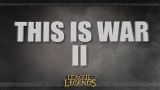 Falconshield - This Is War 2: Piltover vs Zaun (Original LoL song *COLLAB*)