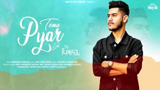 Tenu Pyar Je (Motion Poster) Rishab Chadha | Releasing on 18th Jan | White Hill Music