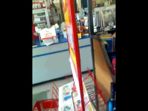Family Dollar cashier being Rude too Promoter Nay Smooth Frink (Sylvia)