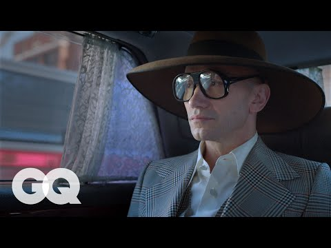 Dancer Michael Clark Channels Bowie in Tokyo (Ep. 6)   The Performers   GQ & Gucci