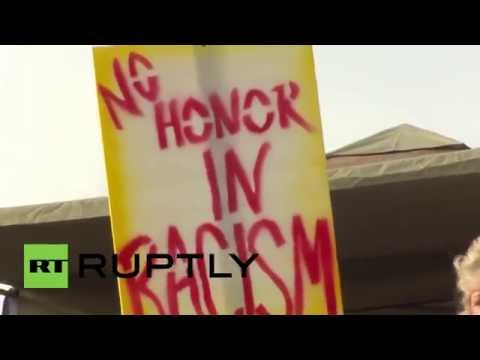 USA: 'Change the name!' Native Americans mobilise against NFL's Redskins