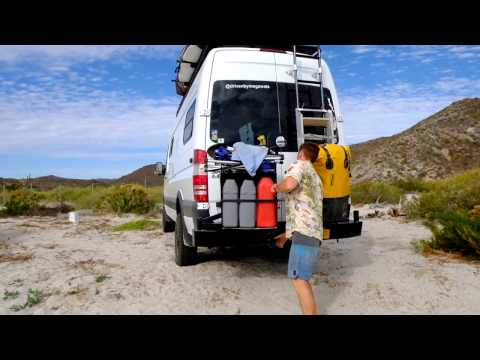 MegaWats 4x4 Sprinter Van Tour