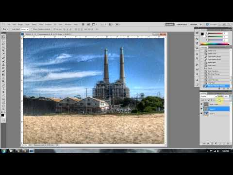 Photoshop Tutorial: Polaroid Effect