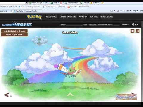 Pokemon Dream World English Version
