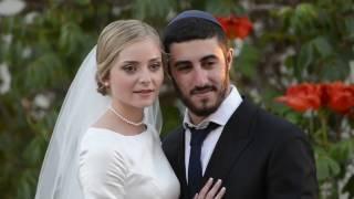 Ruth & Mendel Wedding Highlights