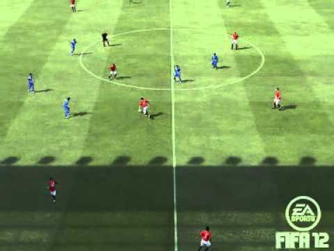 Fifa 12: Park Ji Sung goal