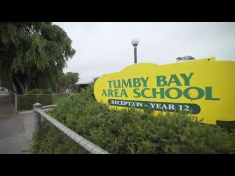 Tumby Bay Area School - Chinese sister school project