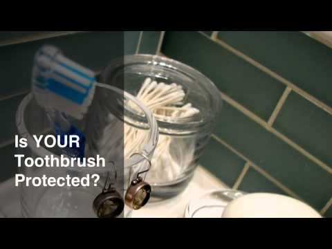 Toothbrush Protectors. How To Protect Your Toothbrush from Germs, Rats, Dust and Rodents