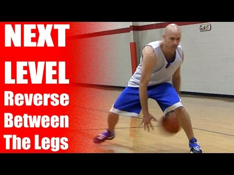 NEXT LEVEL Reverse Between Legs Dribble Move: How To Break Ankles - Crossover Moves