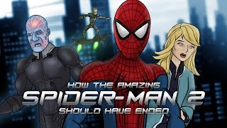 Download How The Amazing Spider-Man 2 Should Have Ended Video