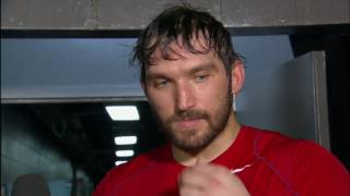 Ovechkin: Nice to be in the same company as Richard