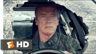 Terminator Genisys (2015) - Golden Gate Chase Scene (7/10) | Movieclips