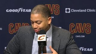 Tyronn Lue Postgame Interview / Cavaliers vs Wizards / Feb 22