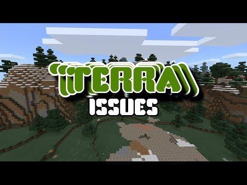Minecraft Server - Terra - Episode 3 - Issues