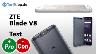 ZTE Blade V8 | Test deutsch