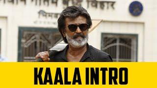 Kaala Intro Scene | Rajni | Thalaivar Mass Bgm