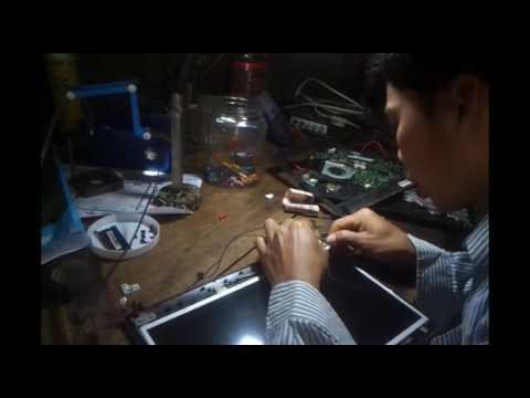 Laptop white screen repair acer aspire-part 2