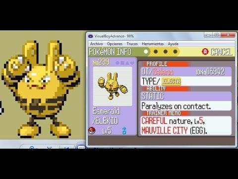 [PYT] LIVE!! Elekid Shiny after 6379 eggs (shiny #117)