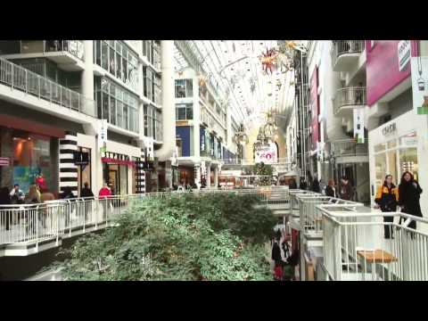 Episode 1 - The Eaton Centre During The Holiday Season