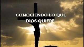 La Voluntad De Dios..