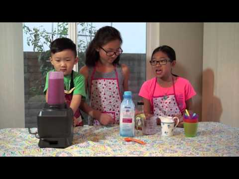 How To Make Blueberry Smoothies For Kids
