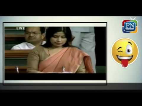 Comedy Speech By Dimple Yadav