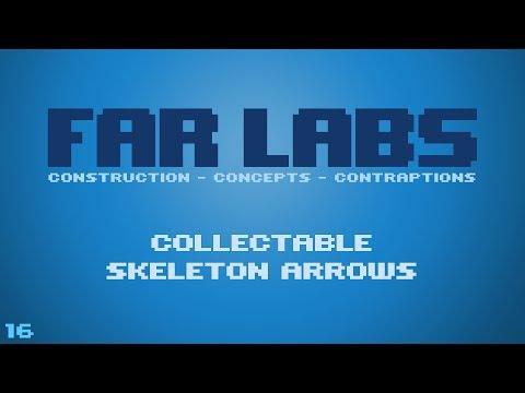 Far Labs #16 [Collectable Skeleton Arrows]