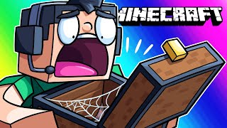 Minecraft Funny Moments: The Minority Cave - Stealing Nogla
