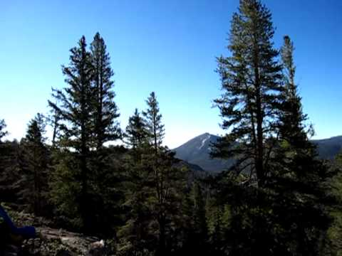 Pacific Crest Trail #3 -  Golden Trout Wilderness