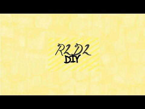 DIY | R2D2 (STAR WARS)