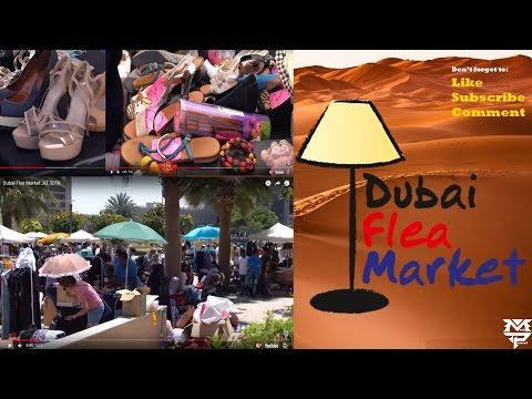 Dubai Flea Market JLT 2018