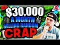 Amazon Selling Strategy That Makes Me $30,000 Per Month! **2018 Edition**