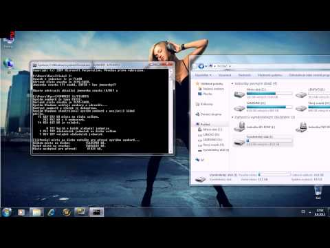 Convert FAT32 to NTFS without losing data