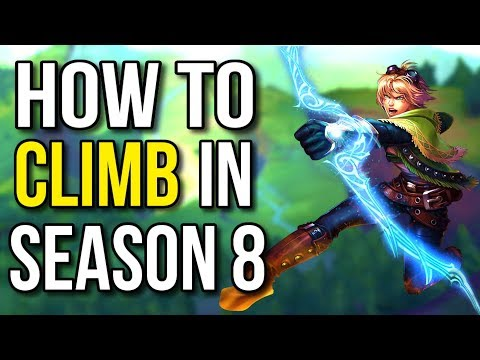 HOW TO ABUSE CLIMBING IN EARLY SEASON 8 | KEY TIPS AND TRICKS - League of Legends