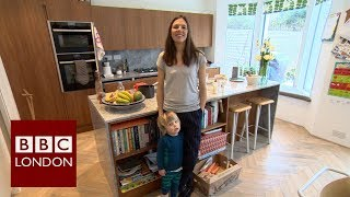 Meet the Londoner trying to live 'plastic-free' – BBC London News