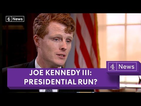 Joe Kennedy III: LGBT rights, white working classes, Presidential run?