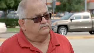 Veteran fired after trying to stop shoplifters
