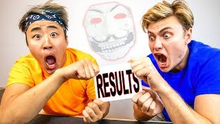 PZ9 Lie Detector RESULTS (THE TRUTH)