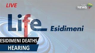 Life Esidimeni arbitration hearings, 20 October 2017