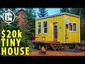 She Built Her Own TINY HOUSE Village and it's Transforming Her Life!