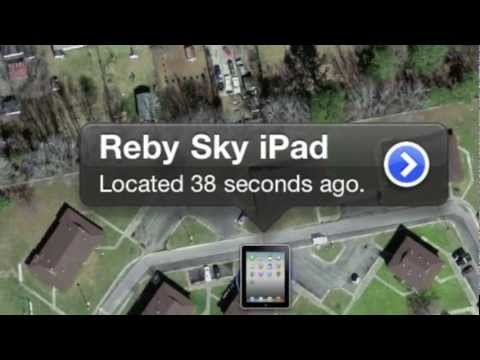 Police Chase Using FIND MY iPHONE App !