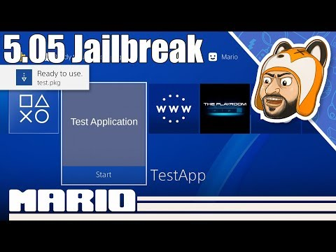 How to Jailbreak Your PS4 on Firmware 5 05 or Lower! | PS4