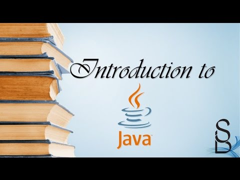 Introduction to Java Prgramming Language (Java for Beginners)