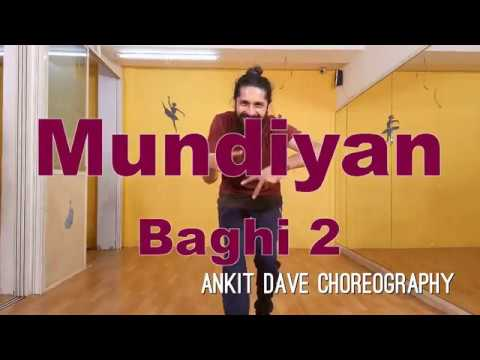 Xxx Mp4 Mundiyan Dance Song Baghi 2 Tiger Shroff Disha Patani Ankit Dave Choreography 3gp Sex