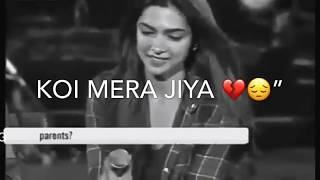💔 Deepika Padukone Sad whatsapp Status 2019❤ MQ Dream ❤