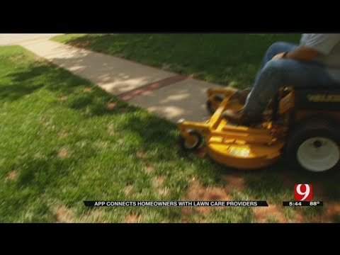 """GreenPal Lawn Company Becoming Known As """"Uber Of Lawn Care"""""""