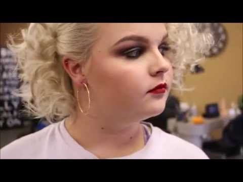 Sandy from Grease | Hair and Makeup