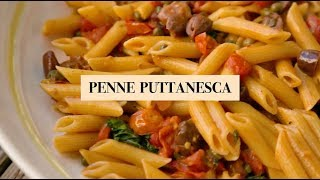 "Fabio's Kitchen: Season 2 Episode 7, ""Penne Alla Puttanesca"""