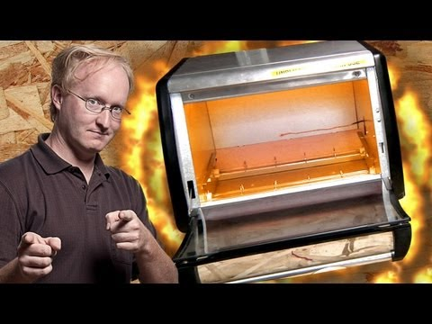 Solder Over: Transform Your Toaster Oven In To A Solder Reflow Oven