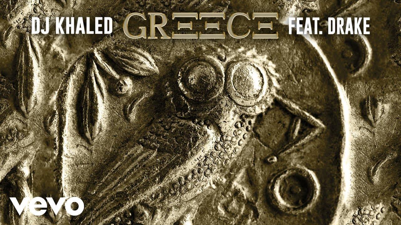 DJ Khaled - GREECE (feat. Drake)